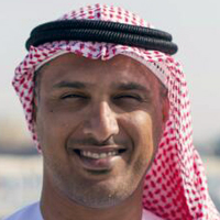 Saeed Al Marri - SPEAKER